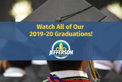 Watch All of Our 2020 Graduations