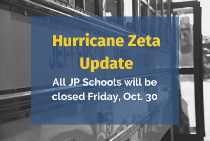 Hurricane Zeta Update 10/29/20