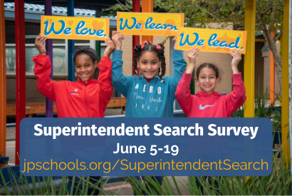 JP Schools Launches Public Survey to Help Select New Superintendent