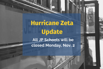 Hurricane Zeta Update 11/1