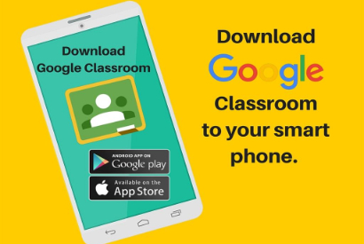 Download Google Classroom on your phone