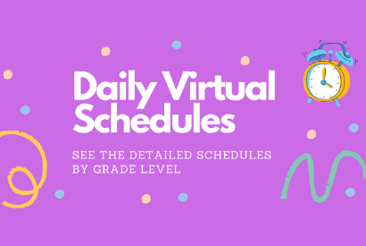 Daily Virtual Schedules