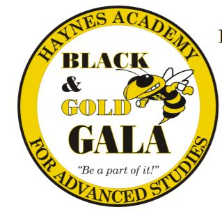 Haynes Gala Packet