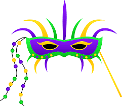Krewe of Haynes Middle School Spring Dance Flyer