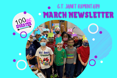 CTJ March 2021 Newsletter
