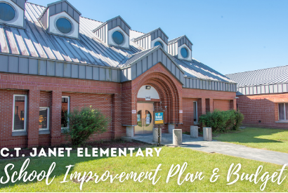 CTJ School Improvement Plan and Budget