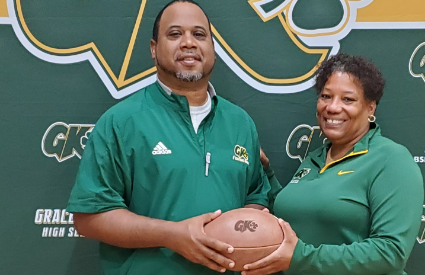 Grace King High School Appoints Brian Glover as New Head Football Coach