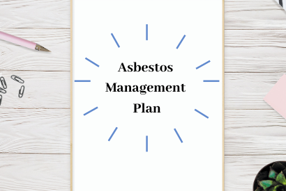 Asbestos Management Plan