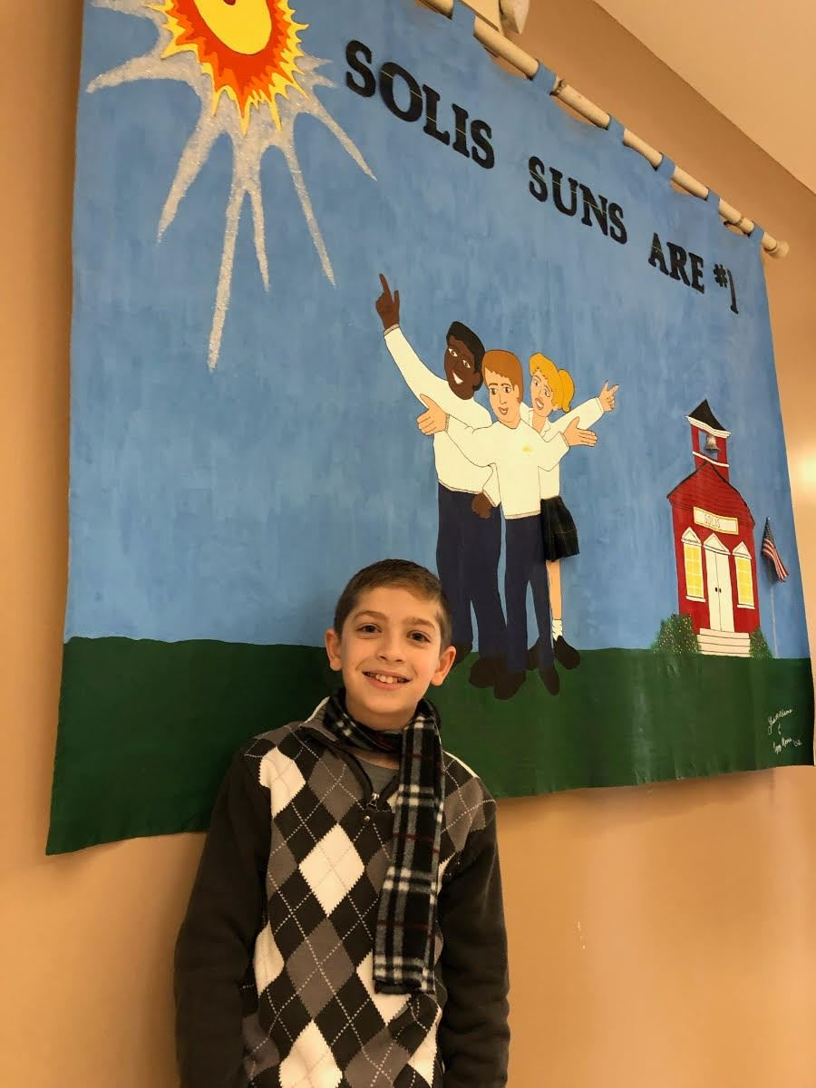 Announcing Our 2019-2020 Student of the Year