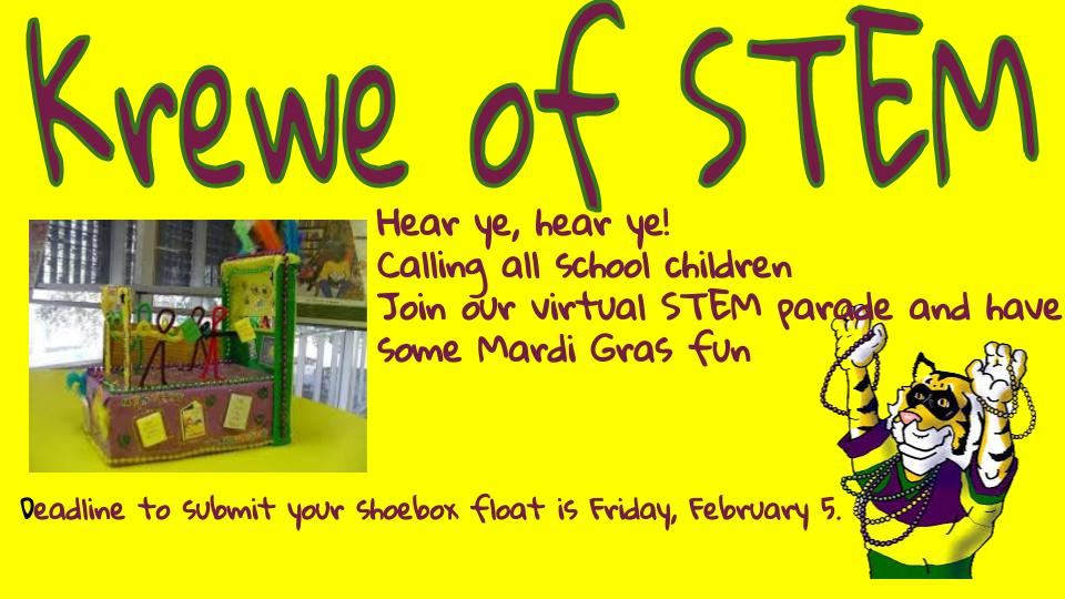 Krewe of STEM