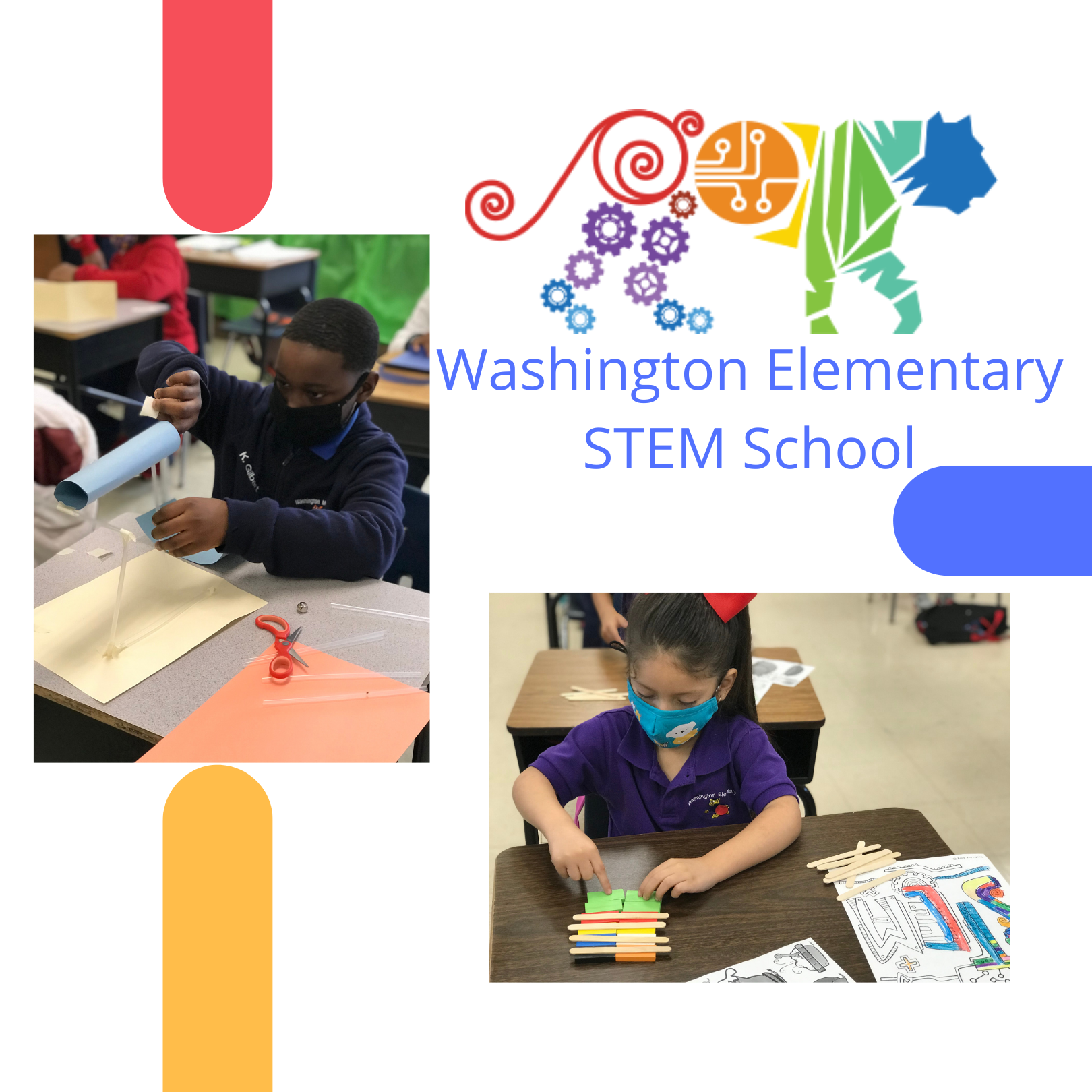 Join the Washington STEM Family