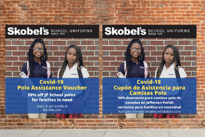 Skobel's Covid-19 Polo Assistance Voucher- Act Now!