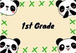 1st Grade Website