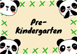 PreK Website