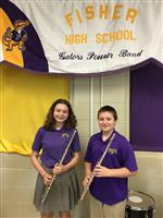 Honor Band Students