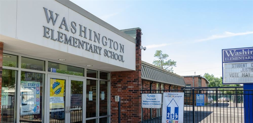 Washington Elementary / Homepage