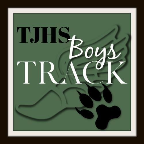 Boys Track Graphic