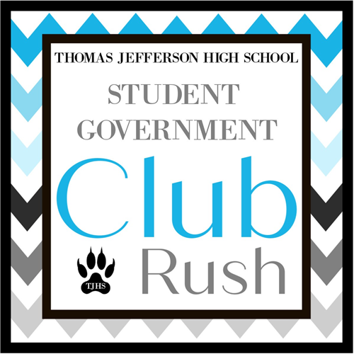 Club Rush Graphic