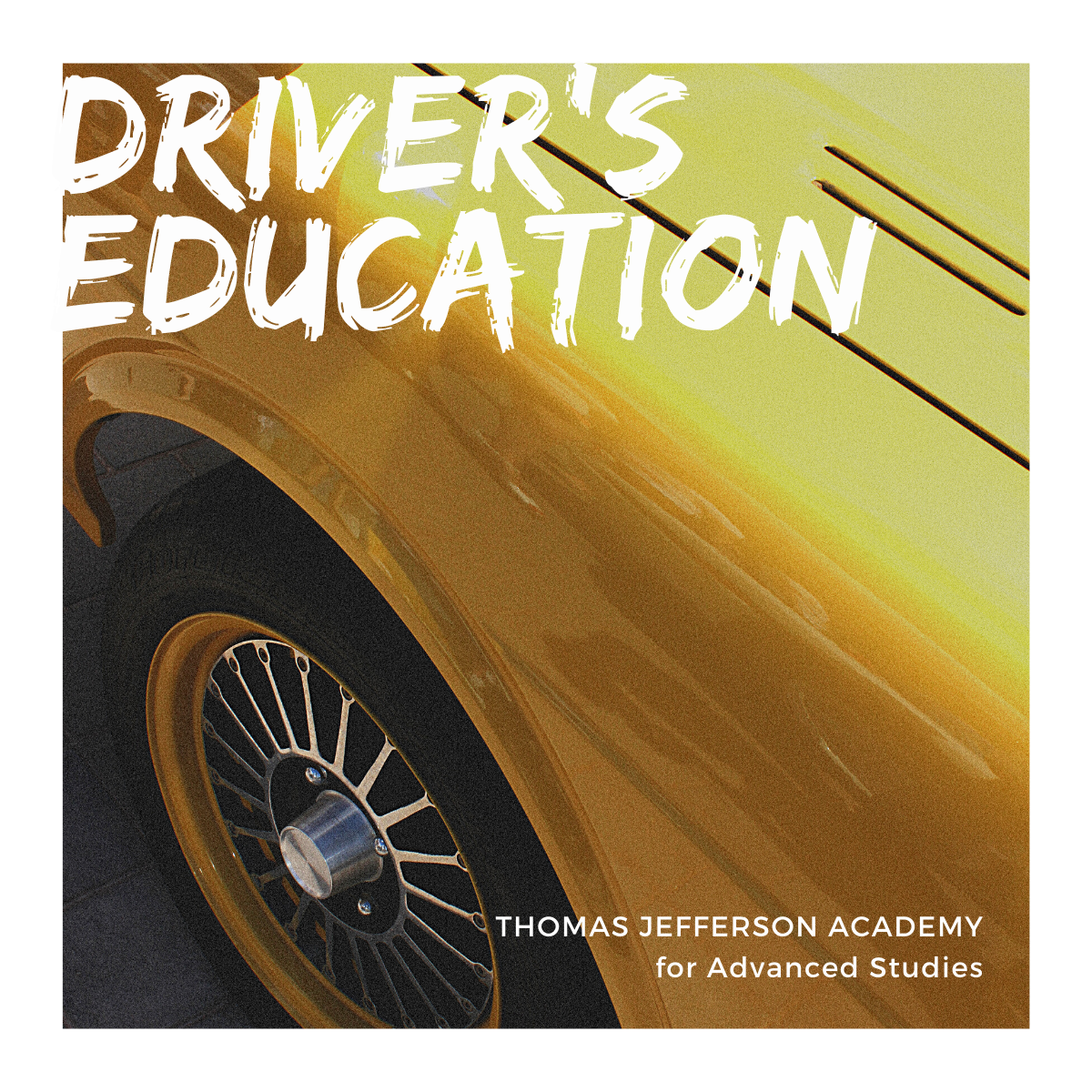 JP Schools Driver's Education - Winter Registration